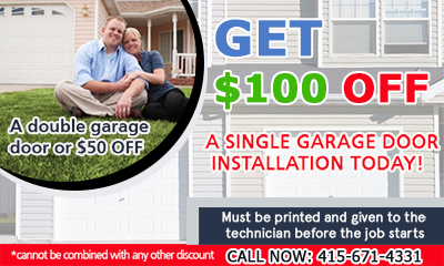 Garage Door Repair Mill Valley coupon - download now!